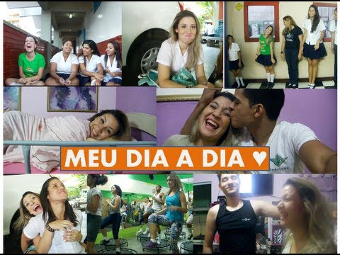 VEM PASSAR UM DIA COMIGO! (Meu dia a dia) Por Bianca Andrade.