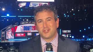Andy Katz breaks down the big winners from NBA draft