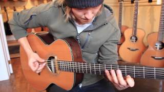 Demo Session: Calum Graham & His New Baritone (Unplugged)