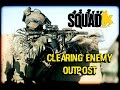 Lagu Squad Alpha v7.3 - Clearing Enemy Outpost