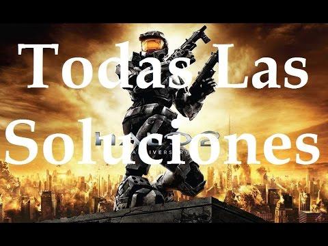 Solución A Todos Los Errores De Halo 2 100% Funcional Y Mucho Mas...