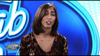 Arab Idol - Ep1 - Auditions - دنيا بطمة