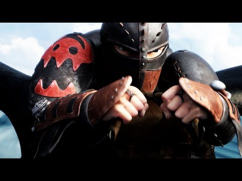 How to Train Your Dragon 2 Trailer 2014 Movie Teaser - Official [HD]