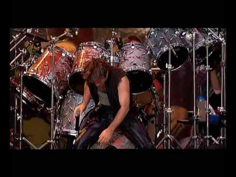 Iron Maiden - Prowler - Live Sweden (2005)
