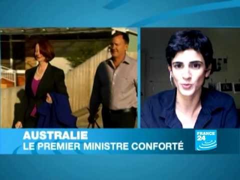 AUSTRALIE - La travailliste Julia Gillard pourra former le prochain gouvernement