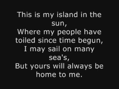 The caribbean Disco show lobo (Lyrics)