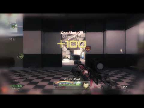 MW2 Sniper Montage - Smoky DRFT Video