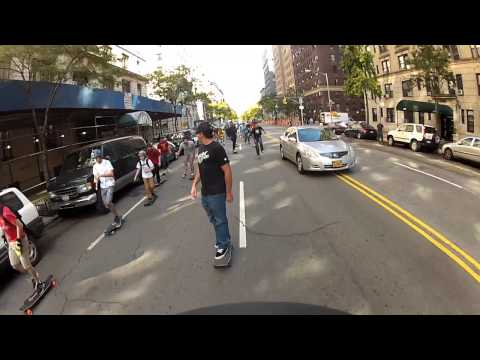 Broadway Bomb 2012: Sector 9 Edition