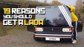 Top 19 reasons you should get a Lada