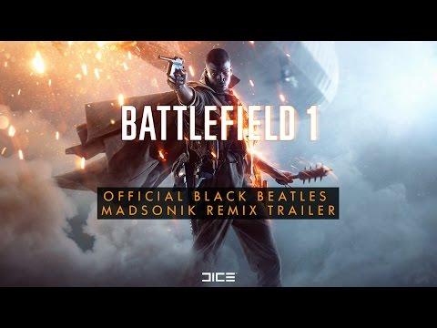download lagu Battlefield 1  Black Beatles Madsonik Remix Trailer gratis