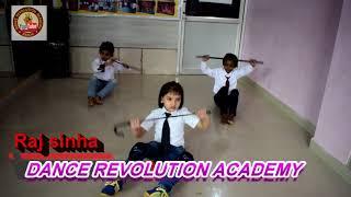 Dance Revolution Academy gulaboo song kids dance hip hop video