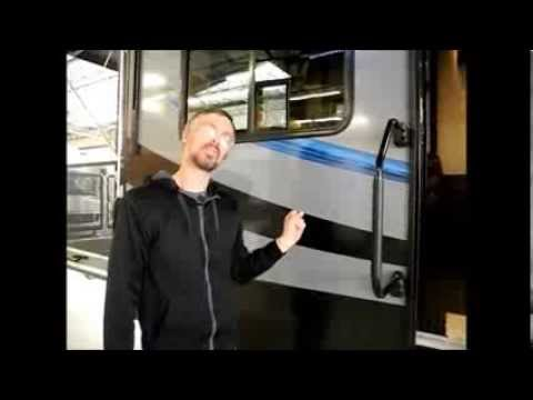 New Heartland Cyclone 4100 Fifth Wheel Toy Hauler- Best in Show