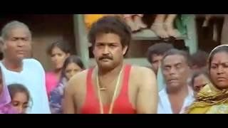 Mohanlal Mass Scene Ever - Abhimanyu 1991 malayalam movie