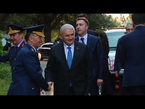 Başbakan Yıldırım, Çiğli 2. Ana Jet Üssü'nü Ziyaret Etti