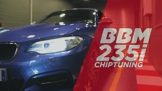 BMW M235i Chiptuning 353PS by BBM