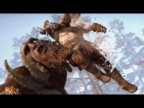 God of War — E3 2016 (HD)