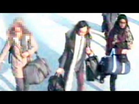 بريطانيا:الشرطة تستنفرلاقتفاء أثر فتيات يعتقد بسفرهن إلى سوريا للجهاد
