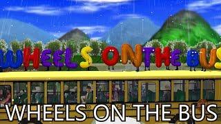 Wheels On The Bus   Nursery Rhymes for Kids    Preschool Songs  kids song