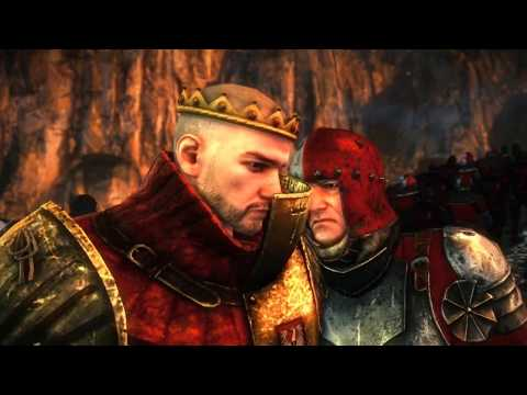 The Witcher 2 Official Enhanced Edition Bonus Features Trailer