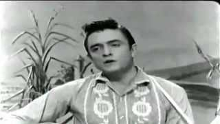 Watch Johnny Cash Home Of The Blues video