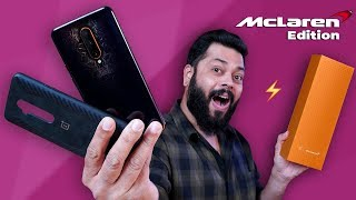 The Fastest Android Smartphone?? 🏎️ 🏎️ 🏎️ OnePlus 7T Pro McLaren Edition Unboxing!