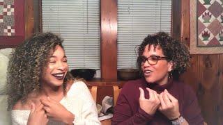 Hanging Out With M.A.D.CURLS|   Friday Night LIVE