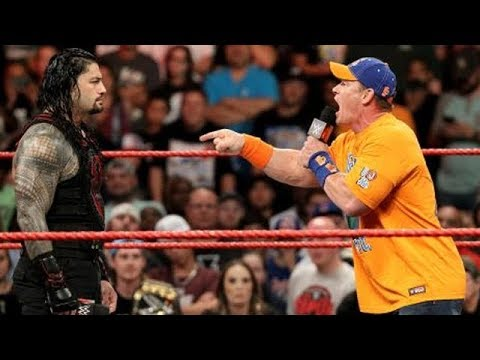 John Cena Shoots On Roman Reigns - WWE Weekly Round Up
