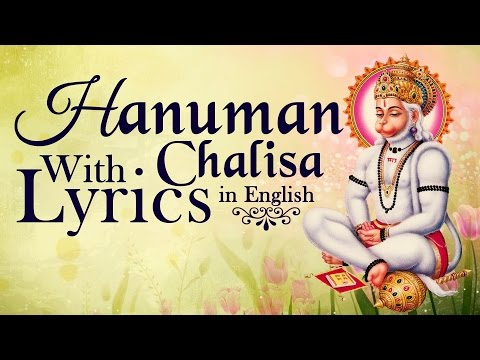 Top Hanuman Chalisa - Full Song - With Lyrics video