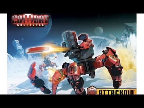 Attacknids 2013 Hot Toy Reviews