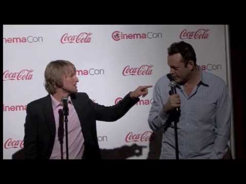 Vince Vaughn and Owen Wilson Interview - The Internship