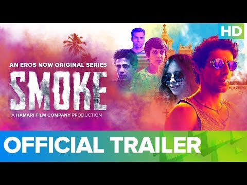 SMOKE Teaser | An Eros Now Original Series | All Episodes Out On 26th October Only On Eros Now