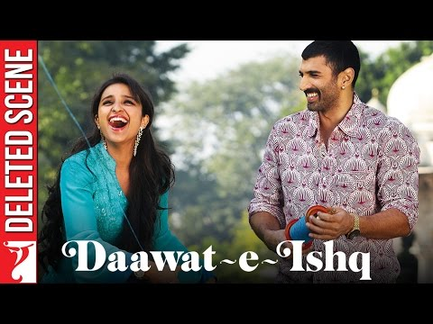 Tunning-Setting - Deleted Scene - Daawat-e-Ishq