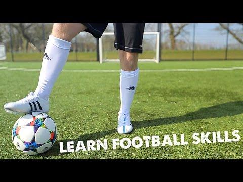 Learn Football skills - Ronaldo Neymar Okocha moves