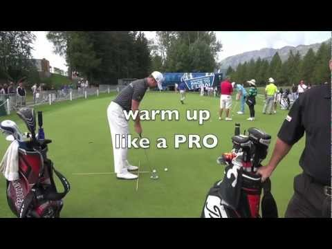 GOLF PUTTING ROUTINE of Rory McILROY - ABCGOLFCOACH.COM -