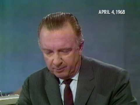 1968 King Assassination Report (CBS News) Video