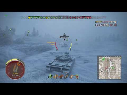 World of Tanks Ps4 Obj 140 3Kills 7kDMG