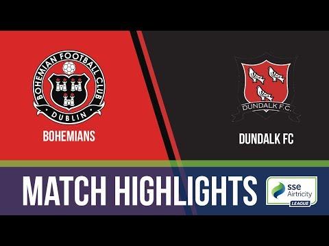 HIGHLIGHTS: Bohemians 0-2 Dundalk