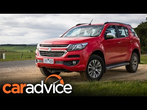 2017 Holden Trailblazer Review   CarAdvice