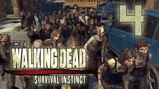 The Walking Dead: Survival Instinct | Mision 4 | Fontana | En Español