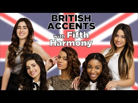 Fifth Harmony Does Their Best British Accents