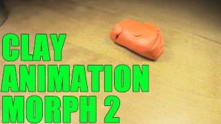 Clay Animation Morph 2