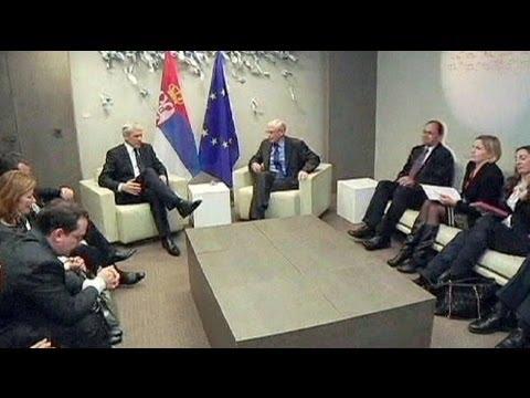 Serbia gets EU candidate status