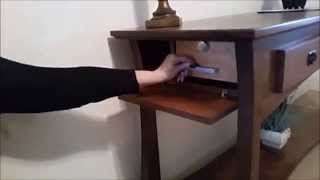 Gun Concealment Furniture by TOP SECRET FURNITURE- Secret - Hidden  Compartment