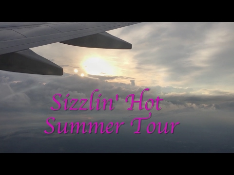 Arizona Iced Tea Sizzlin Hot Summer Tour Ep 1
