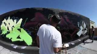 DARE Graffiti Tribute - SCIEN x PERSUE x KLOR