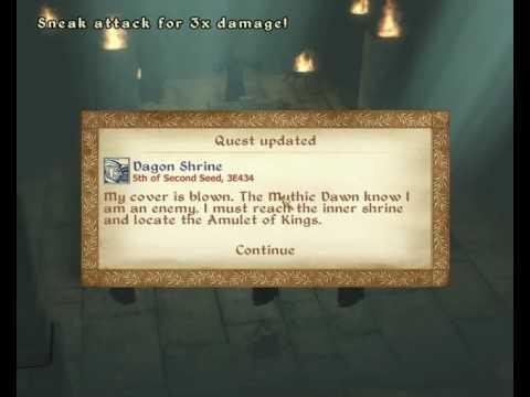 Elder Scrolls Oblivion Rampage