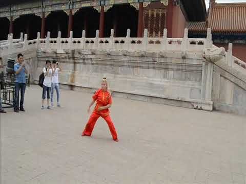 Shaolin warrior training Eagle Claw 鷹爪派 Master Paty Lee Image 1