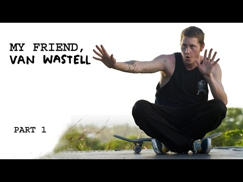 Van Wastell Documentary Teaser Classic Clips 9-1-2014