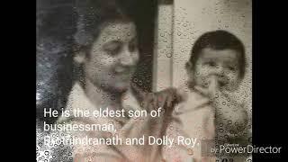 Happy Birthday Ronit Bose Roy