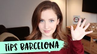 5 TIPS para vivir en BARCELONA | A Plane Ticket